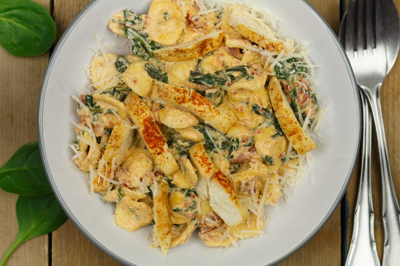 Pasta Met Ricotta En Spinazie Pasta Recept Smaakmenutie