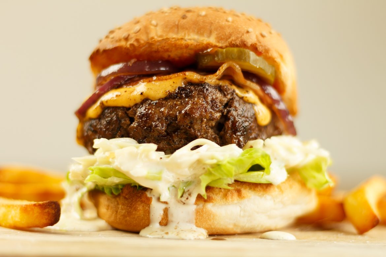 recept hamburger kruiden