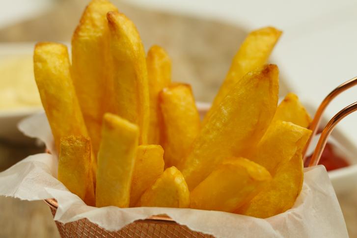 zelf friet maken - bijgerecht recept | smaakmenutie
