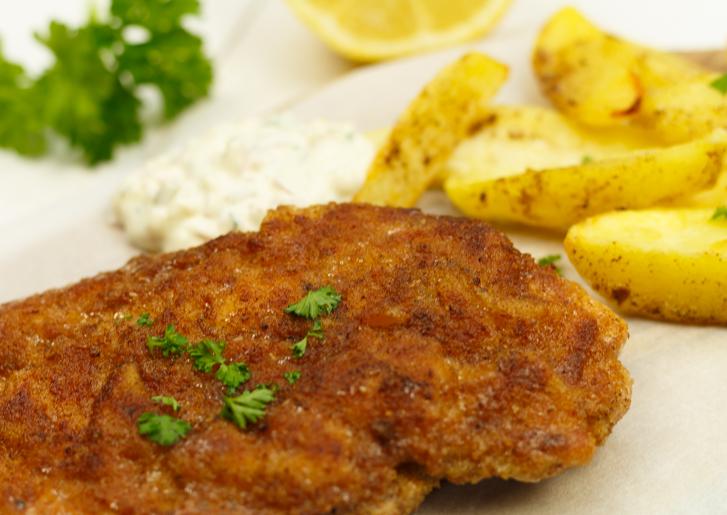 Recept kipschnitzel