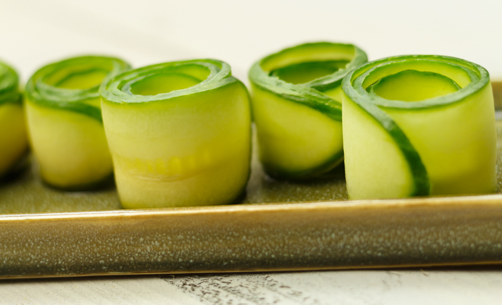 Recept zoetzure komkommer