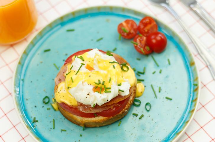 Recept Eggs Benedict
