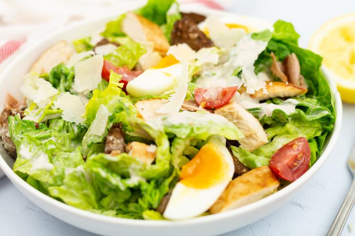 Caesar salade kip