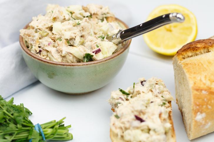 Recept makreelsalade