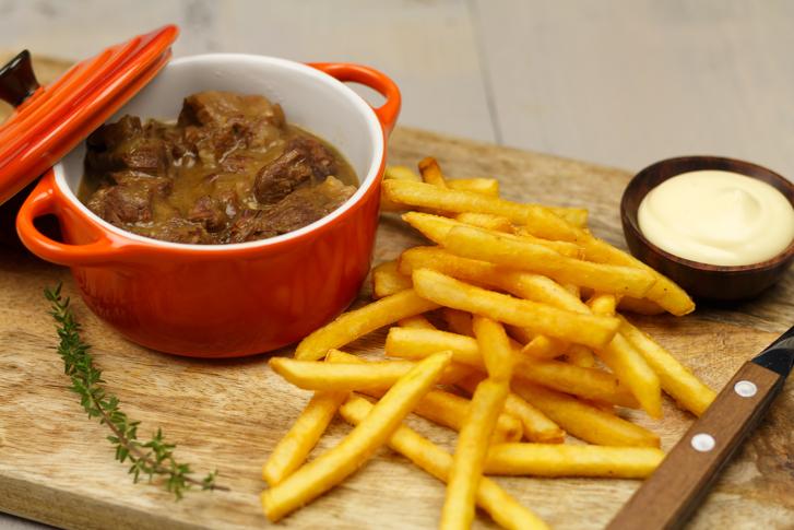 Belgisch stoofvlees recept