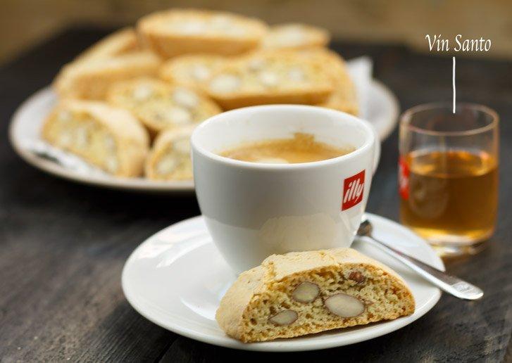 Cantuccini koekjes