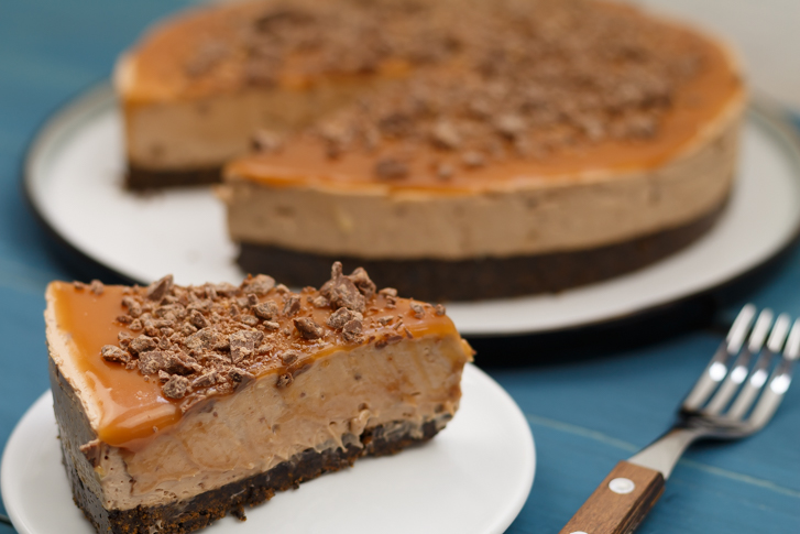 Tony's Chocolonely cheesecake recept