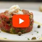 De beste steak tartare! (Video!)