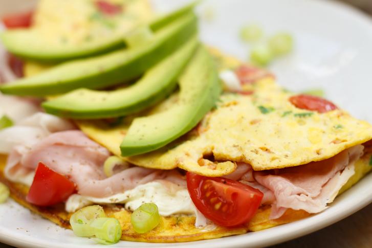 Omelet recept