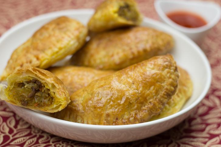 Indische pasteitjes recept