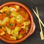 Spaanse patatas bravas