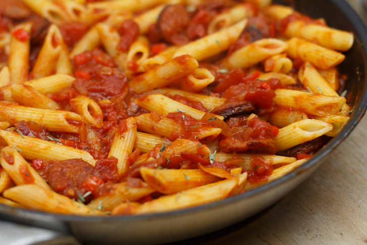 Penne all'Arrabbiata recept