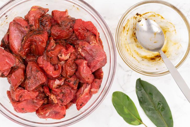 Daging smoor recept