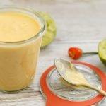 Mangodressing maken