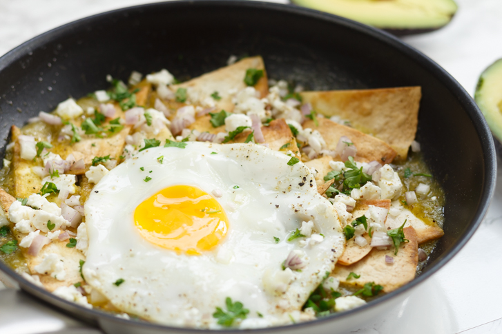 Chilaquilles recept