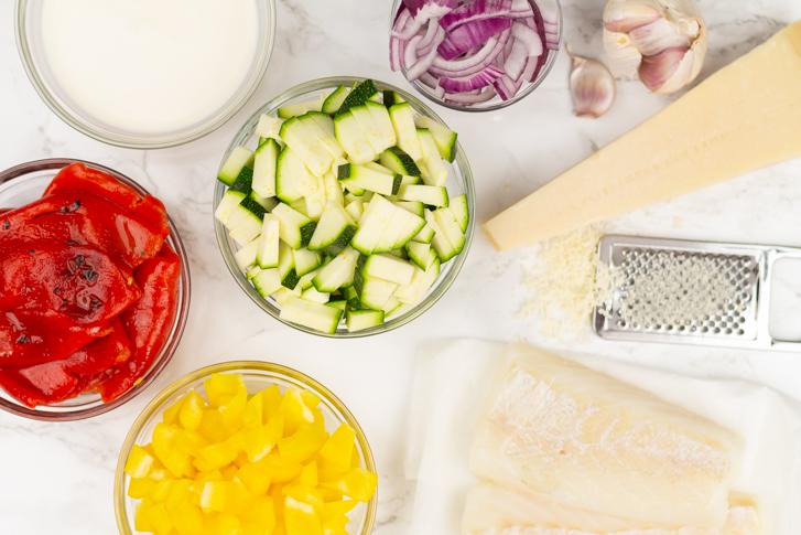 Ovenschotel kabeljauw recept