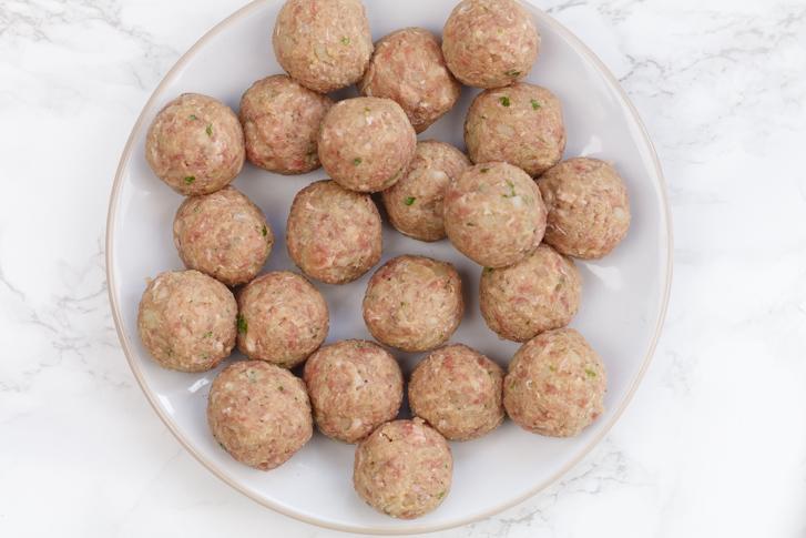 Zweedse gehaktballen maken