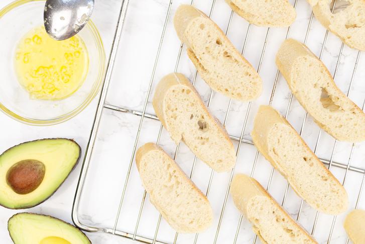 Crostini maken