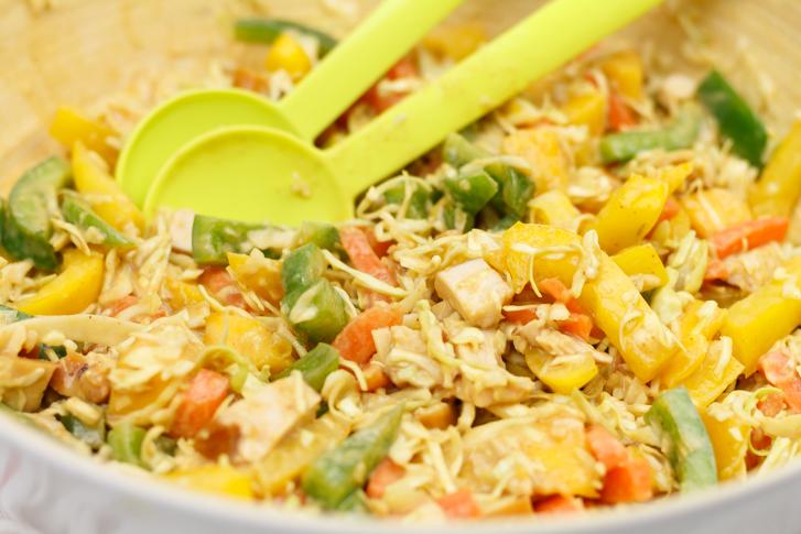 Thaise salade recept