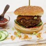 Indische hamburger