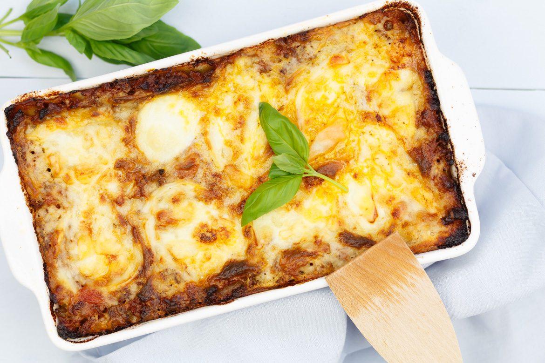 hoe maak je lasagne