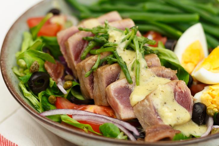 Salade nicoise dressing