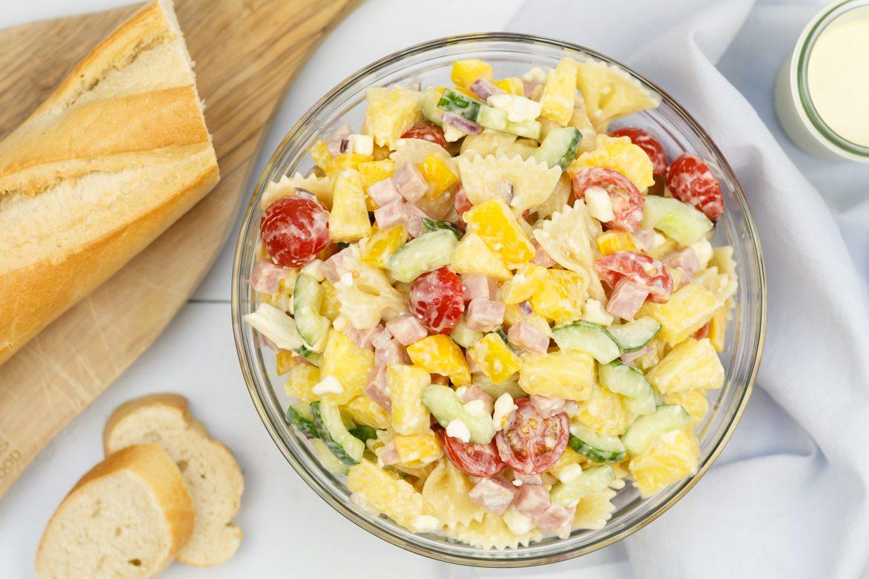 Lekkerste zomerse pastasalade recepten - Mamaliefde.nl
