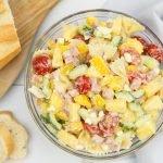 Hawaiiaanse pastasalade