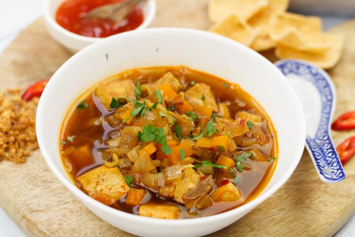 Indische soep
