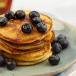 Real American pancakes
