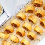 Spaanse mini worstenbroodjes