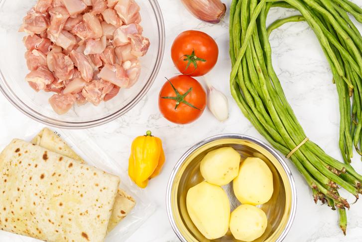Surinaamse roti recept