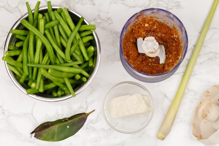 Sambal goreng boontjes maken