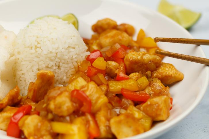 Chinese zoetzure saus