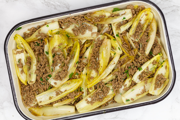 Witlof ovenschotel recept