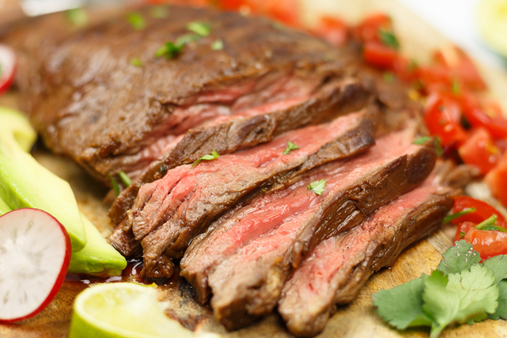 Carne asada recept