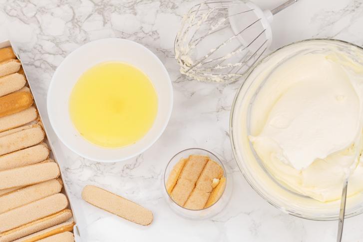 Tiramisu limoncello recept