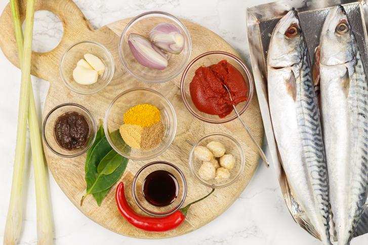 Pepesan ikan recept