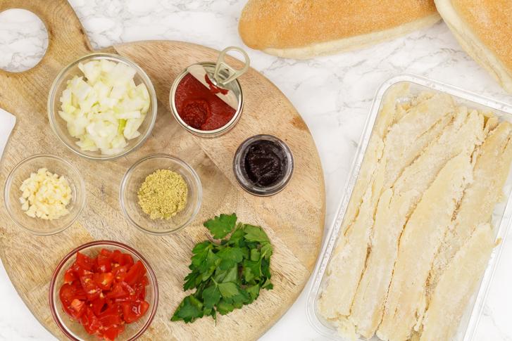 Broodje bakkeljauw recept