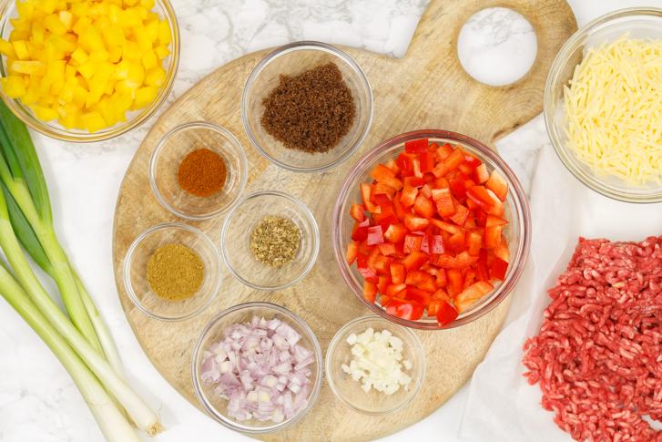 Enchiladas recept