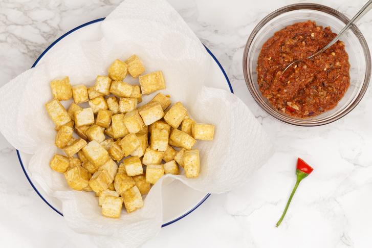 Sambal goreng tahoe boemboe