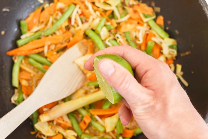 Sambal goreng groenten maken
