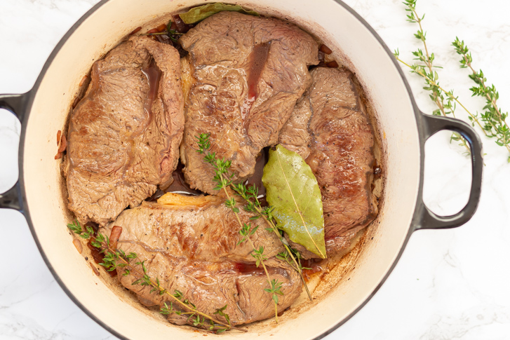 Draadjesvlees maken