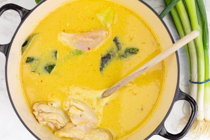 Indische soep maken