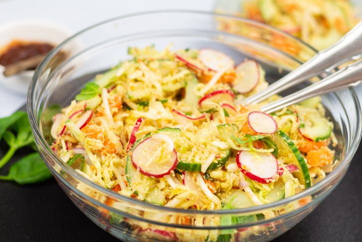 Indische salade